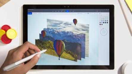 Screenshot 6 de Paint 3D para windows