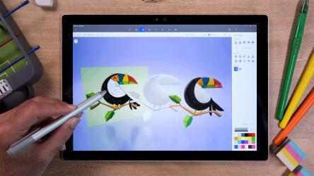 Screenshot 3 de Paint 3D para windows