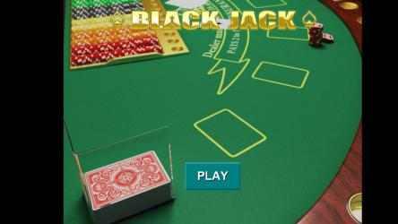 Screenshot 6 de Blackjack Libre para windows