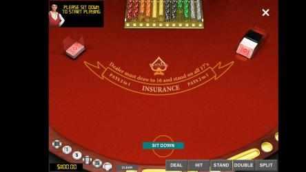 Captura 5 de Blackjack Libre para windows