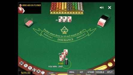 Screenshot 1 de Blackjack Libre para windows