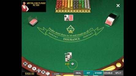 Captura de Pantalla 4 de Blackjack Libre para windows