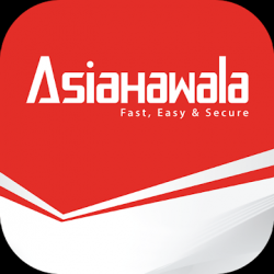 Captura de Pantalla 1 de AsiaHawala para android