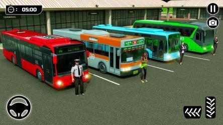 Captura de Pantalla 6 de Simulador de Autobús 21: Conducción por la Ciudad para android