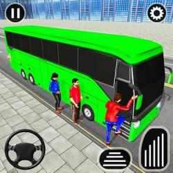 Captura 1 de Simulador de Autobús 21: Conducción por la Ciudad para android