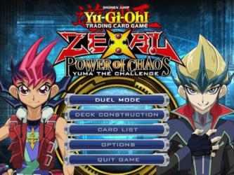 Captura de Pantalla 4 de Yu-Gi-Oh! - Power of Chaos para windows