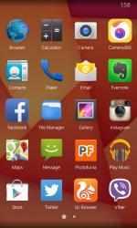 Captura de Pantalla 3 de KitKat Launcher para windows