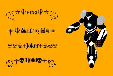 Screenshot 2 de ⚡ Creador de Nombre ⚡ para FF para android