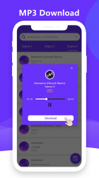 Captura 4 de MP3 Music Downloader & Download Free Music Song para android