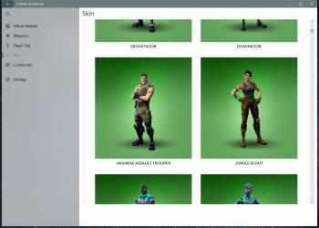 Screenshot 2 de Fortnite Guidebook para windows