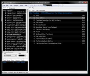 Captura de Pantalla 3 de Foobar 2000 para windows