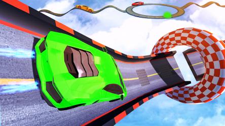 Captura de Pantalla 8 de juegos gratis de carreras de coches para android