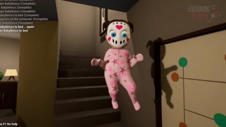 Screenshot 4 de The Baby In Yellow 2 Walkthrough Game para android