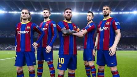 Captura 1 de eFootball PES 2021 SEASON UPDATE FC BARCELONA EDITION para windows