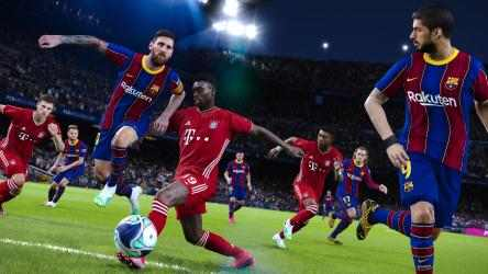 Captura de Pantalla 3 de eFootball PES 2021 SEASON UPDATE FC BARCELONA EDITION para windows