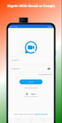 Captura 2 de Deevs Meet | Indian Video Conferencing App para android
