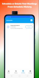 Captura 8 de Deevs Meet | Indian Video Conferencing App para android