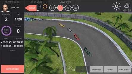Captura 2 de Team Order: Racing Manager para windows