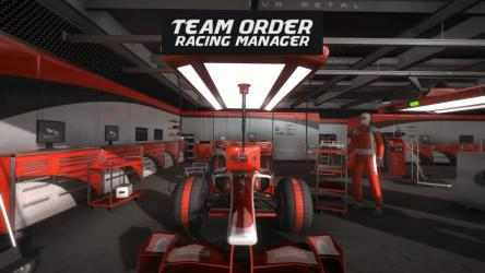 Captura de Pantalla 1 de Team Order: Racing Manager para windows