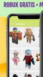 Imágen 2 de Mis Skins de Roblox Sin Robux Gratis – RobinSkin para android