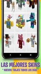 Imágen 6 de Mis Skins de Roblox Sin Robux Gratis – RobinSkin para android