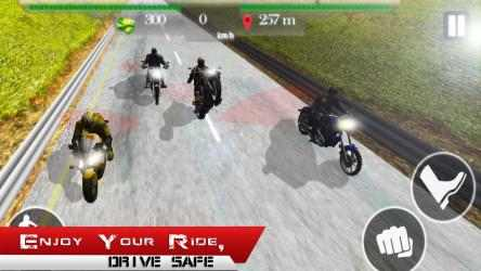 Captura 3 de Fast Motorbike Driver 2016 para windows