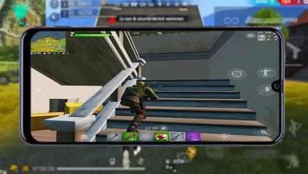 Captura de Pantalla 3 de Battle Royale Season 11 -  HD Wallpapers para android