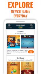 Captura de Pantalla 4 de FunTap - Ganar dinero jugando juegos para android