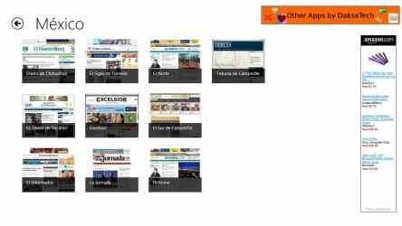 Imágen 3 de Newspapers para windows