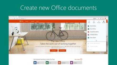 Captura 2 de Extensión de explorador de Office para windows