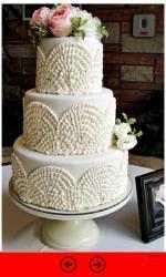 Screenshot 2 de Wedding cakes Ideas Free para windows