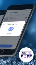 Captura de Pantalla 3 de Keep Me Safe: Family Locator Tracker para android