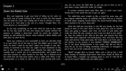 Captura 3 de freda epub ebook reader para windows