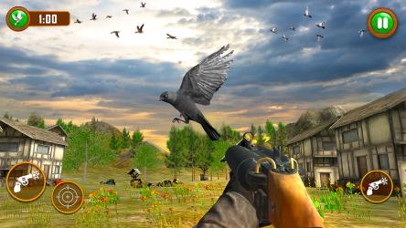 Captura 5 de juegos de escopetas: Juegos de caza de pájaros para android