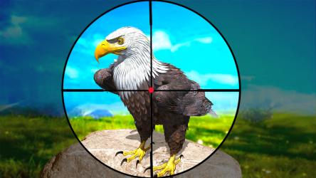 Captura de Pantalla 14 de juegos de escopetas: Juegos de caza de pájaros para android
