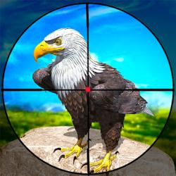 Captura 1 de juegos de escopetas: Juegos de caza de pájaros para android