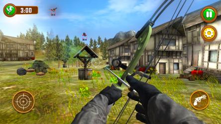 Captura 6 de juegos de escopetas: Juegos de caza de pájaros para android