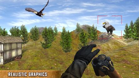 Screenshot 7 de juegos de escopetas: Juegos de caza de pájaros para android