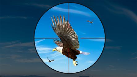 Captura 9 de juegos de escopetas: Juegos de caza de pájaros para android
