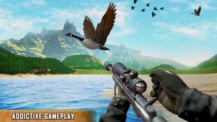 Captura 10 de juegos de escopetas: Juegos de caza de pájaros para android