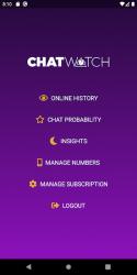 Imágen 7 de Chatwatch - the original WA Online Tracker para android