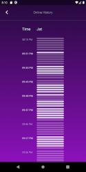 Screenshot 10 de Chatwatch - the original WA Online Tracker para android