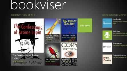 Captura 9 de Bookviser Reader para windows