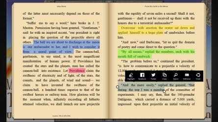 Screenshot 13 de Bookviser Reader para windows