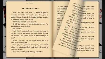 Captura de Pantalla 10 de Bookviser Reader para windows