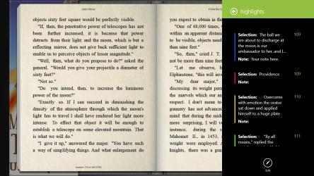 Captura de Pantalla 14 de Bookviser Reader para windows