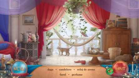 Screenshot 1 de Aladdin - Juegos de Buscar Objetos Gratis en Español para windows