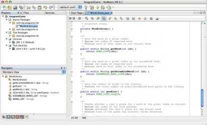 Captura 2 de Apache NetBeans para mac