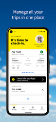 Captura de Pantalla 3 de Spirit Airlines para android