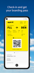 Screenshot 4 de Spirit Airlines para android